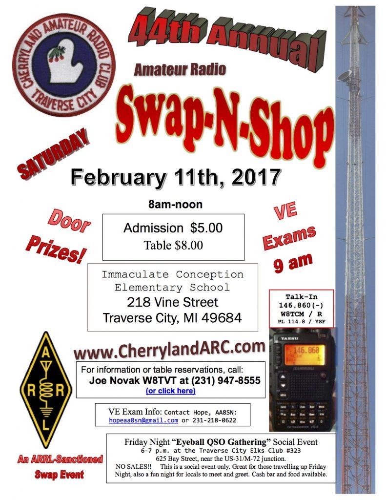 Swap Flyer 2017