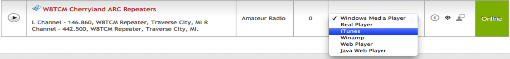 Broadcastify - W8TCM