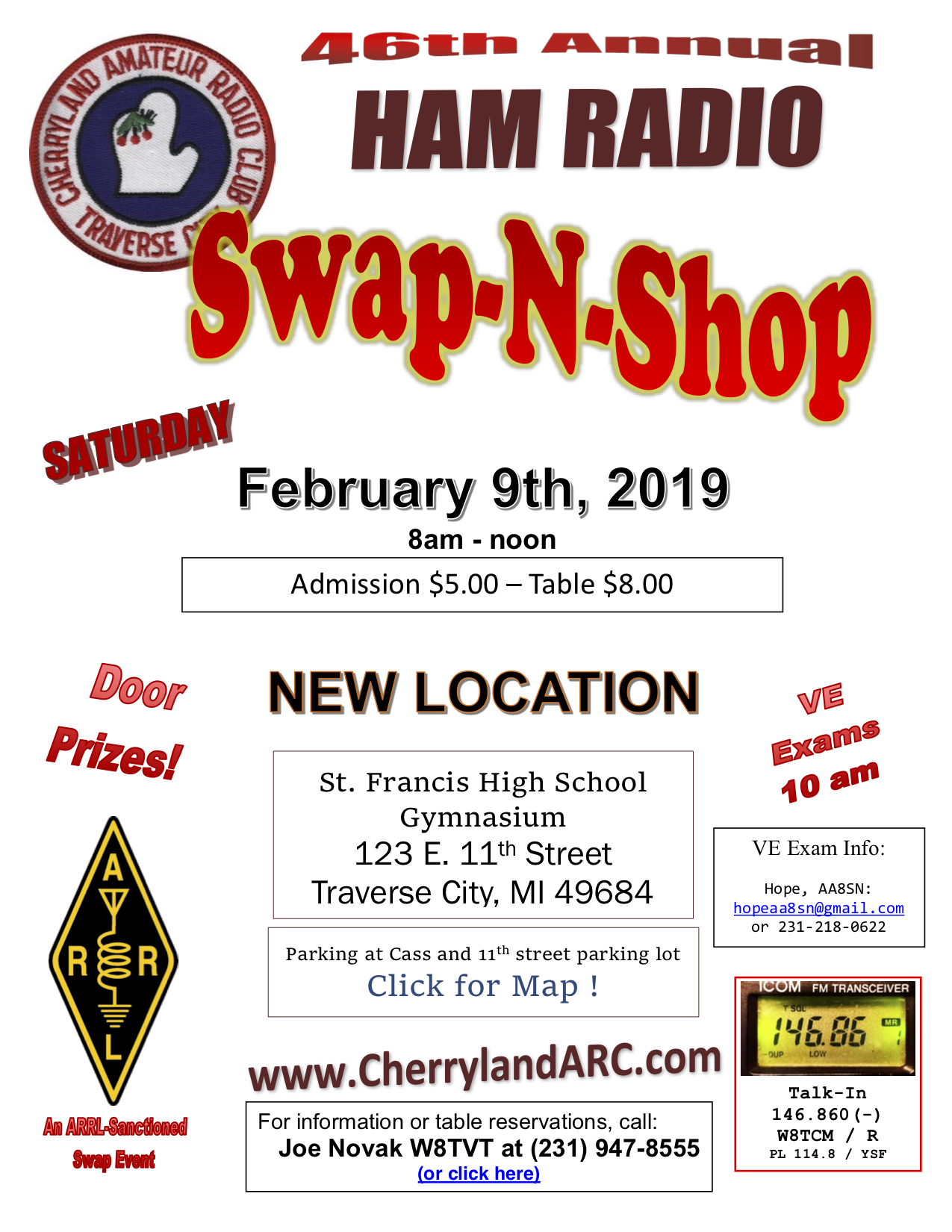 Cherryland Amateur Radio Club
