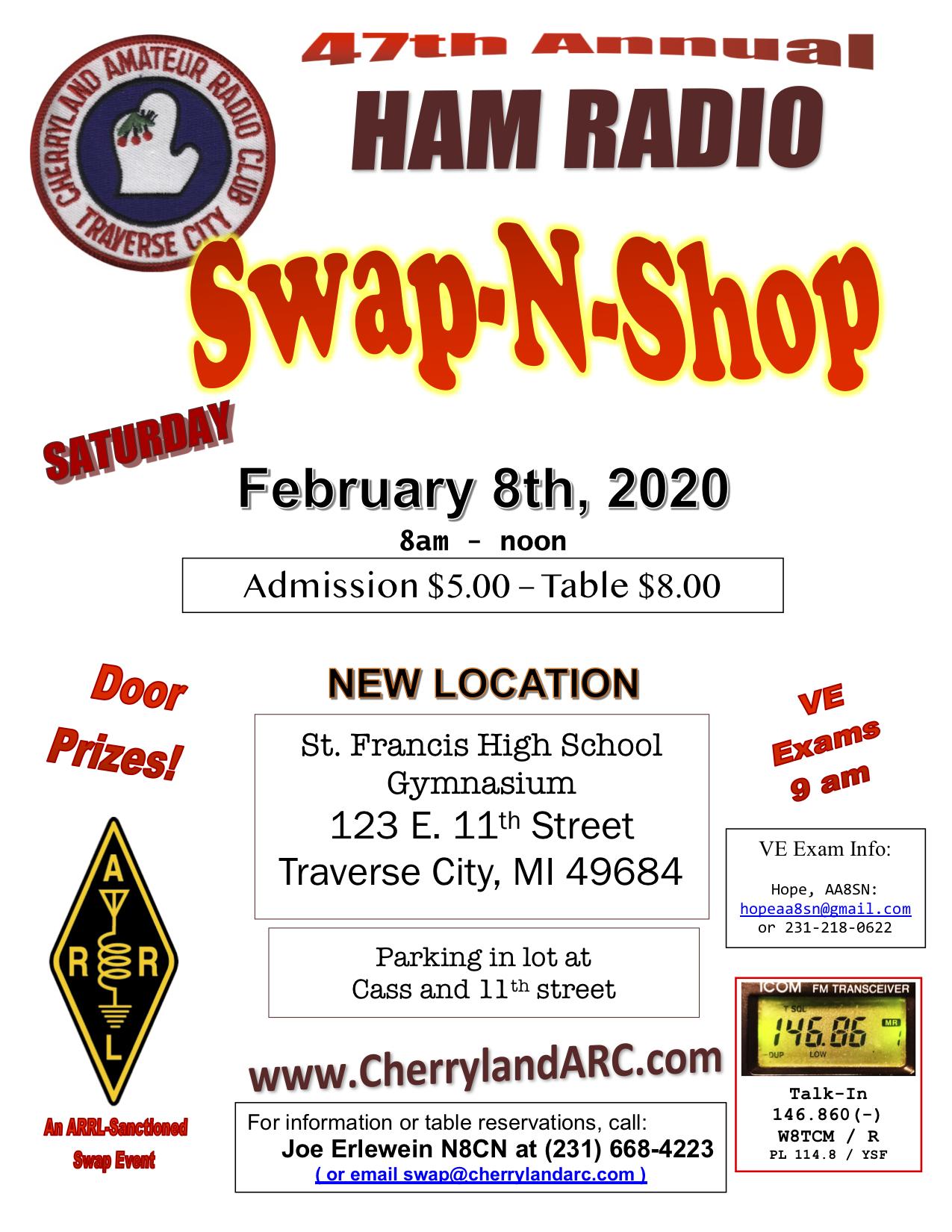 Swap Flyer 2020